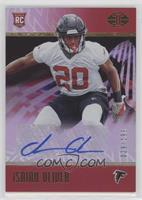 Rookie Signs - Isaiah Oliver /199