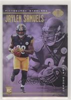 Jaylen Samuels, Jerome Bettis