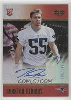 Rookie Signs - Braxton Berrios #/199
