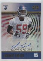 Rookie Signs - Lorenzo Carter #/199