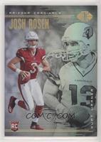 Josh Rosen, Kurt Warner