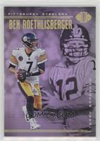 Ben Roethlisberger, Terry Bradshaw