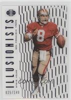 Steve Young #/149