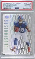 Saquon Barkley [PSA 10 GEM MT]