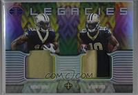 Michael Thomas, Tre'Quan Smith [Noted] #/15