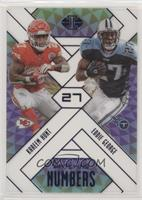 Eddie George, Kareem Hunt /149
