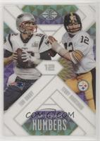 Tom Brady, Terry Bradshaw
