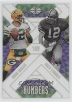 Aaron Rodgers, Roger Staubach