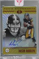 Mason Rudolph [Uncirculated] #/25
