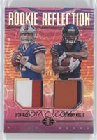 Josh Allen, Anthony Miller #/100