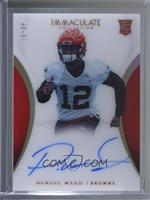 Rookie Autographs - Denzel Ward /25