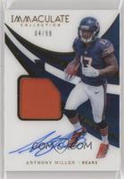 Rookie Patch Autographs - Anthony Miller /99