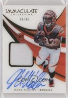 Rookie Patch Autographs - Mark Walton #98/99