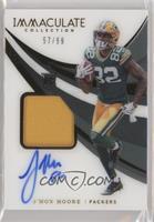 Rookie Patch Autographs - J'Mon Moore #/99