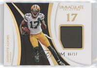 Davante Adams #/17