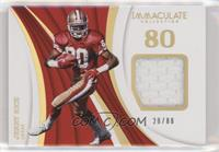 Jerry Rice #/80
