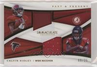 Calvin Ridley [Noted] #/25