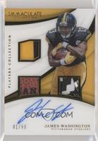 James Washington [EX to NM] #/99