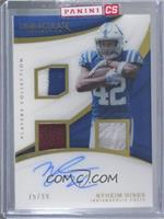 Nyheim Hines [Uncirculated] #/99