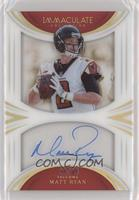 2019 Immaculate Collection Update - Matt Ryan [EX to NM] #/10