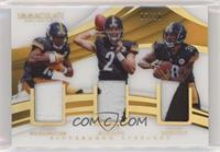 James Washington, Jaylen Samuels, Mason Rudolph /10