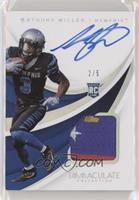 Rookie Patch Autographs - Anthony Miller /5