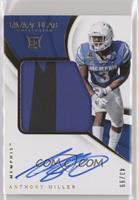 Rookie Patch Autographs - Anthony Miller #/99