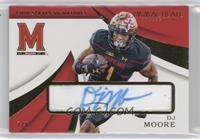 DJ Moore #/8