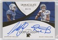 Anthony Miller, Riley Ferguson /25