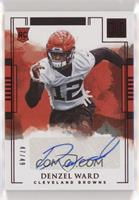 Rookie Autographs - Denzel Ward /49