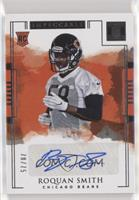 Rookie Autographs - Roquan Smith #/75