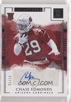 Rookie Autographs - Chase Edmonds #/75