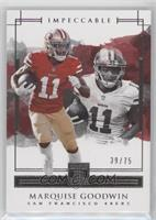 Marquise Goodwin #/75