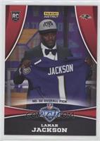 Lamar Jackson #/287