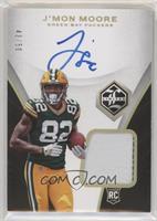 Rookie Patch Autograph - J'Mon Moore #/50