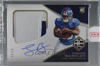 Rookie Patch Autograph Variation - Saquon Barkley [Uncirculated] #/20