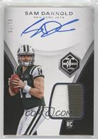 Rookie Patch Autograph - Sam Darnold #/75