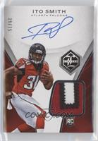 Rookie Patch Autograph - Ito Smith #/75
