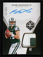 Rookie Patch Autograph - Sam Darnold #/125