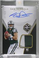Rookie Patch Autograph - Sam Darnold [Uncirculated] #/125