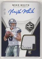 Rookie Patch Autograph - Mike White /99