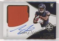 Rookie Patch Autograph Variation - Anthony Miller /199