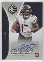 Rookie Autograph - Anthony Miller /50