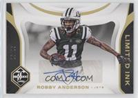 Robby Anderson #/25