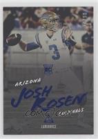 Rookies - Josh Rosen #/99