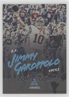 Jimmy Garoppolo #/25