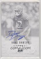 Duke Dawson #/249