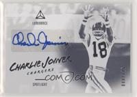 Charlie Joiner #/125