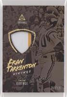 Fran Tarkenton #/49