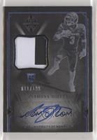 Rookie Scripted Swatches - Anthony Miller #/199